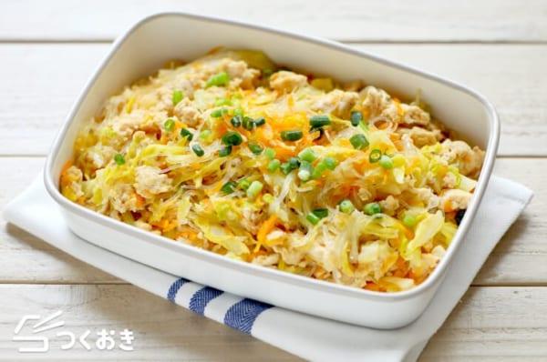 煮物料理の献立8