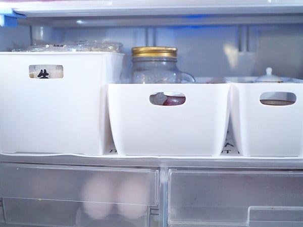 セリア 冷蔵庫収納2