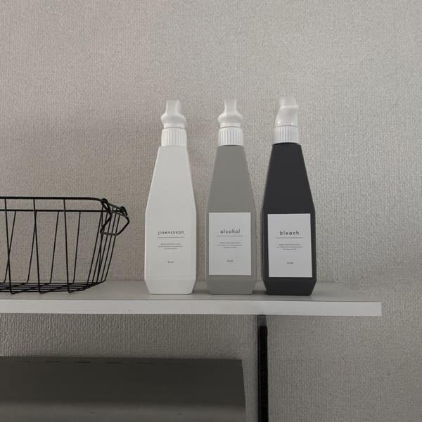 【sarasa design】美フォルムのスプレーボトル