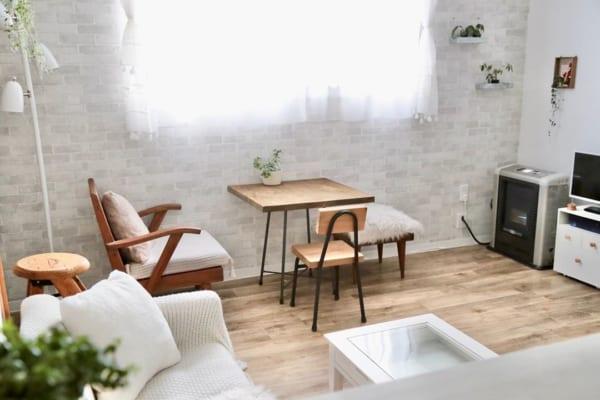 コンパクトな家具を選ぶ