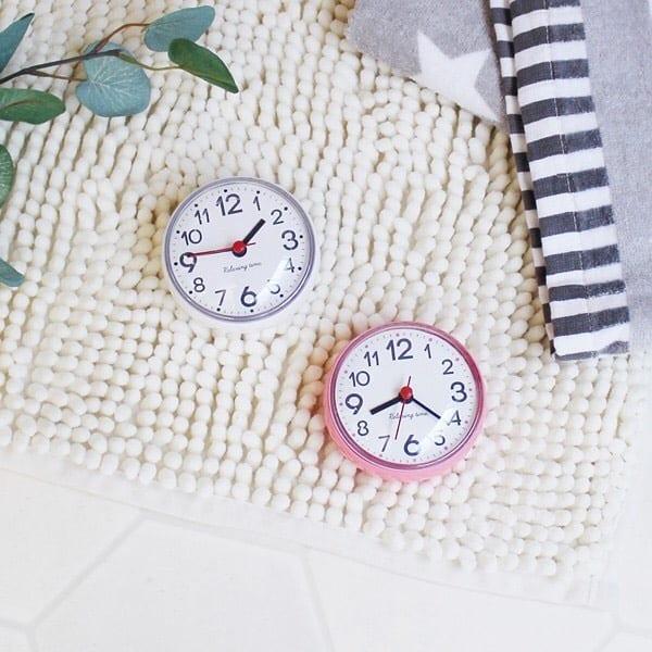 【CouCou】お風呂で使える便利時計
