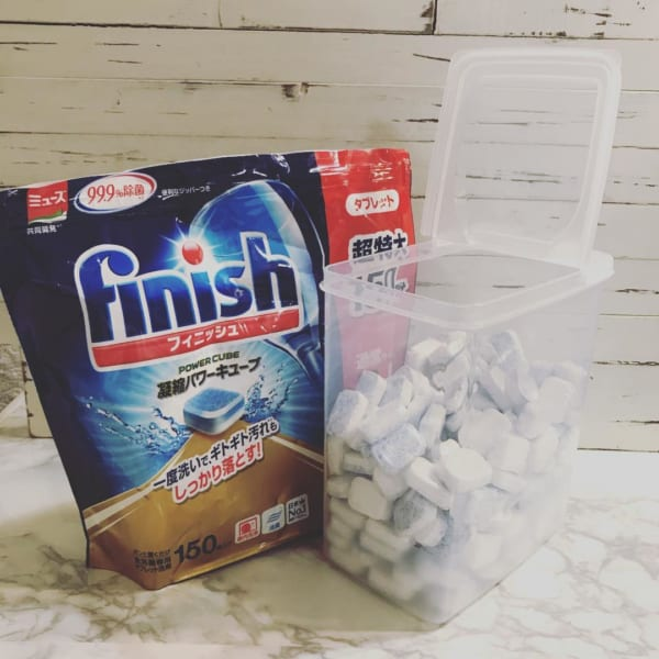コストコで買うべき人気の食洗機用洗剤