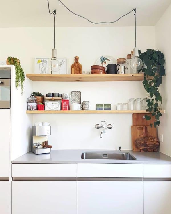 活気溢れるキッチン