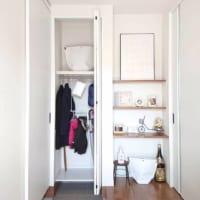 家の顔だからおしゃれにしたい♪玄関のすっきり収納アイデアを一挙ご紹介!