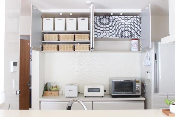 すっきりを叶えるキッチン収納テクニック