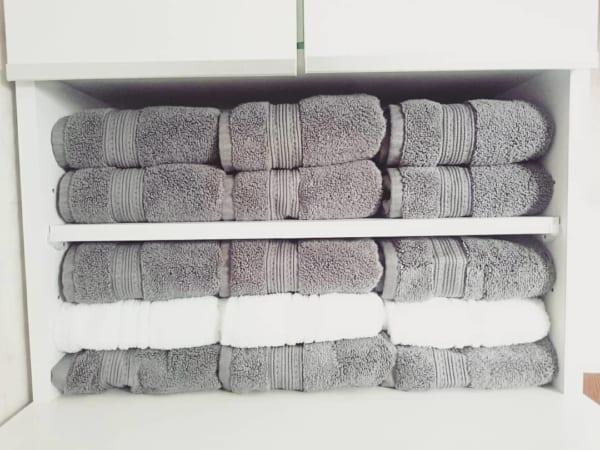 買ってよかったと人気のコストコのタオル