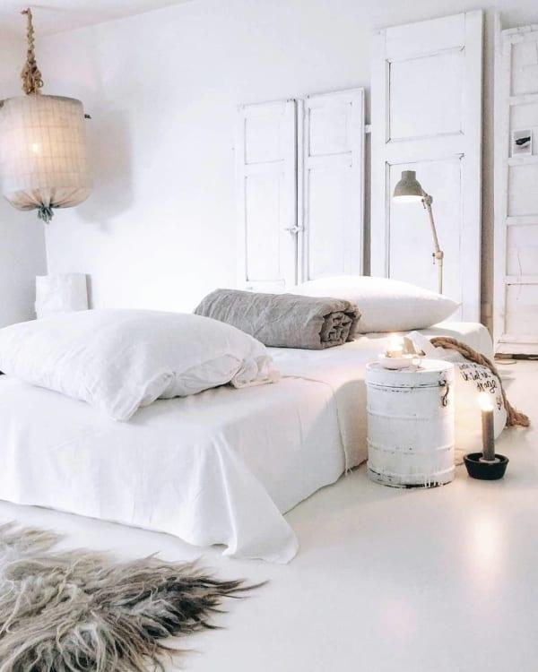 海外インスタグラマー ベッドルーム4