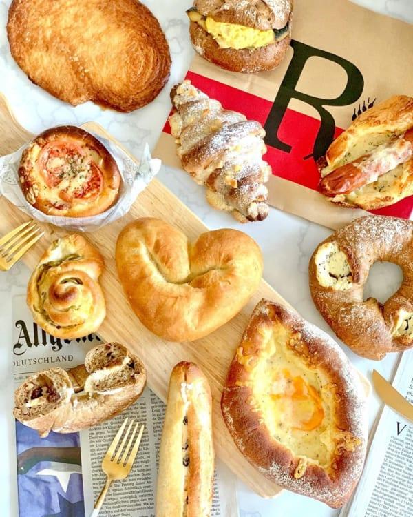 パンメニュー《ベーカリーのパン》