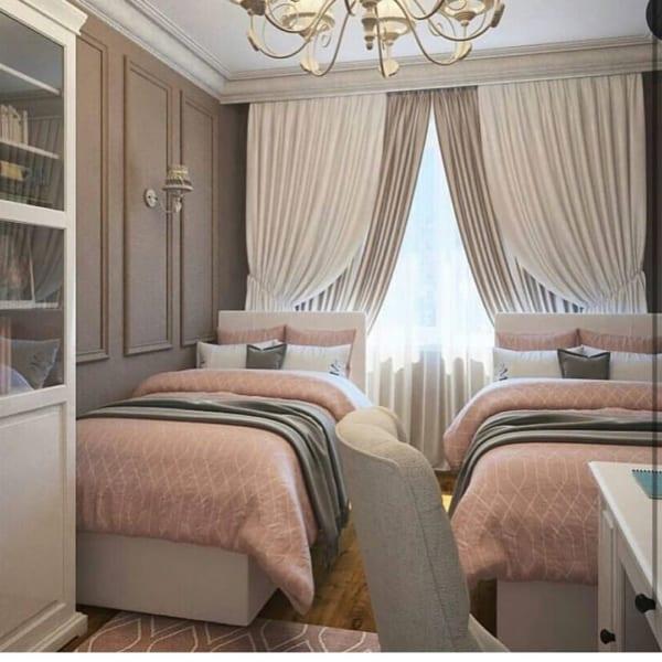 海外インスタグラマー ベッドルーム9