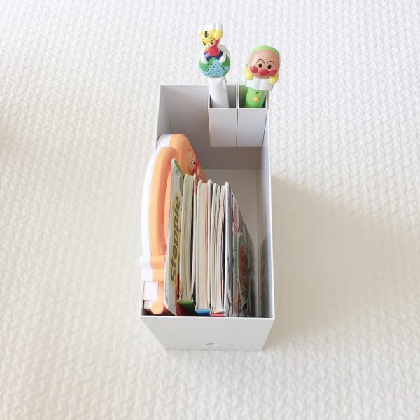 キッズのおもちゃの整理整頓に2