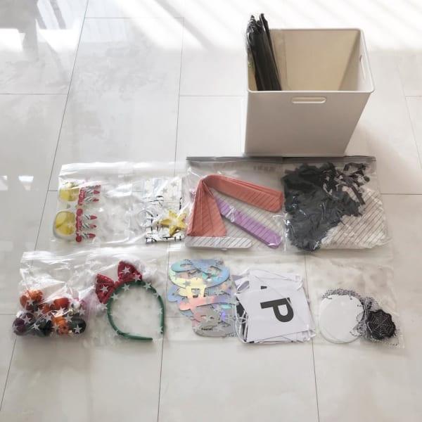 子供用品の収納5