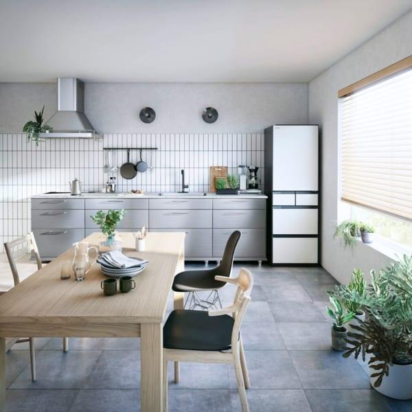アクタス×日立のコラボレーション 冷蔵庫2