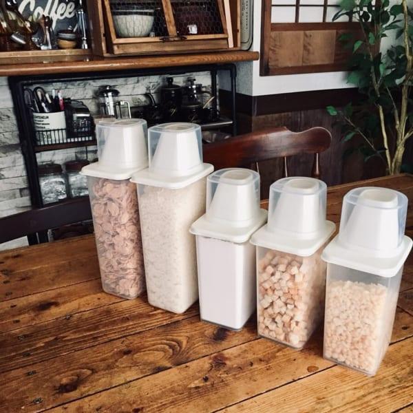 人気の穀物保管容器