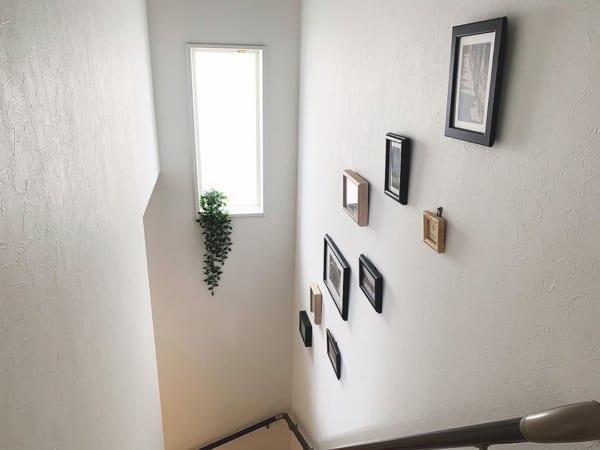 ショールデコレーションで階段をワンランクアップ
