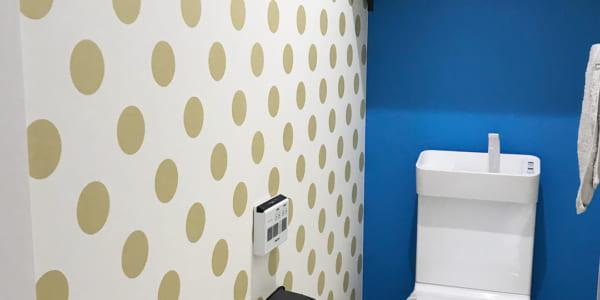 簡単&安いから気軽にできる♪100均グッズでトイレをおしゃれにDIY!