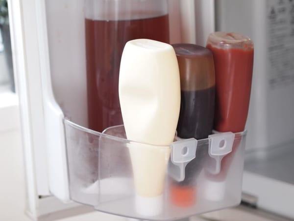 セリア 冷蔵庫収納9