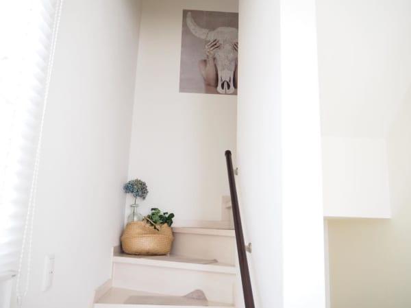 素敵な階段インテリア実例7