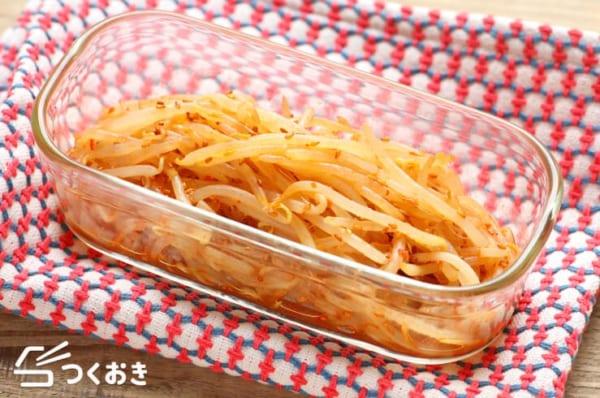 牛丼 副菜22