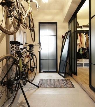 自転車を楽しむための立地と、広い土間へのこだわり2