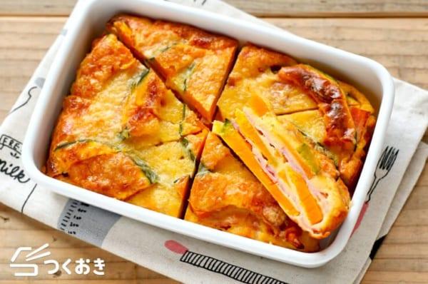 煮込みハンバーグに合う副菜レシピ《おつまみ系》4