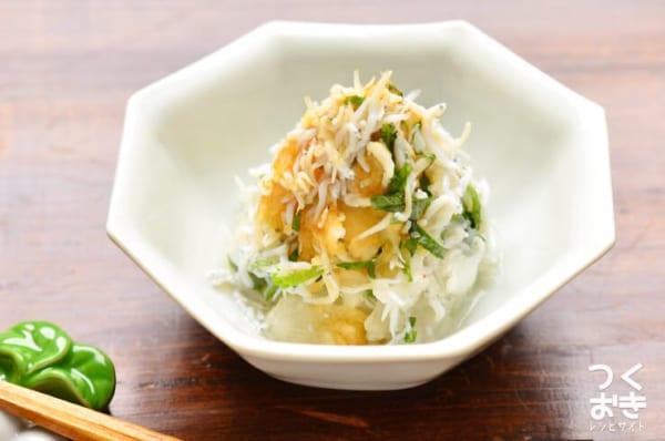 冷やし中華のメニュー☆簡単な副菜料理《和え》3