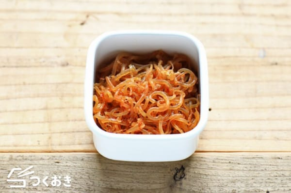 牛丼 副菜5
