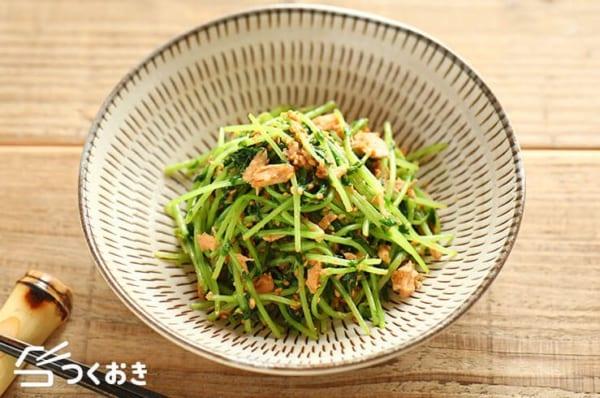 パエリアの献立☆副菜の付け合わせレシピ《炒め》3