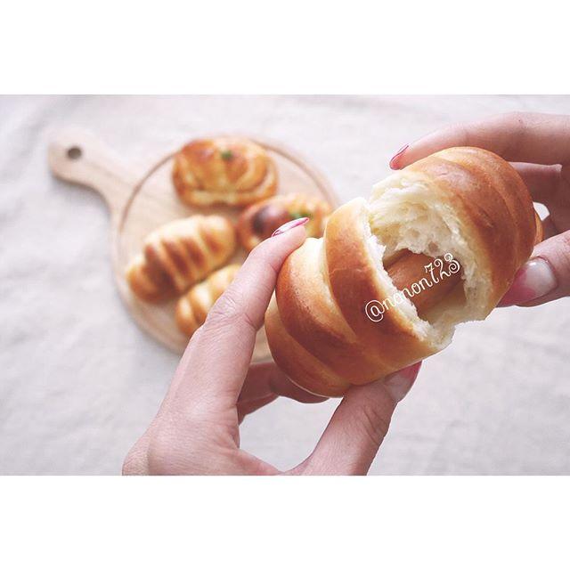 人気の食べ方!美味しいウインナーパン