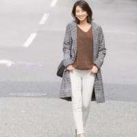 白スキニーコーデ【2020最新】きれいめが簡単に叶う褒められファッション