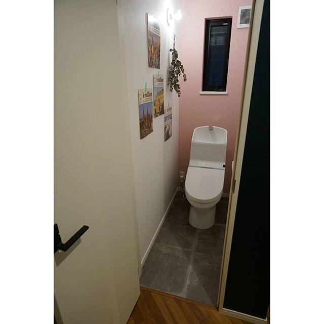 トイレ シンプル インテリア10