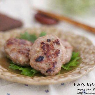 肉団子の残り物レシピ!簡単リメイク味噌つくね