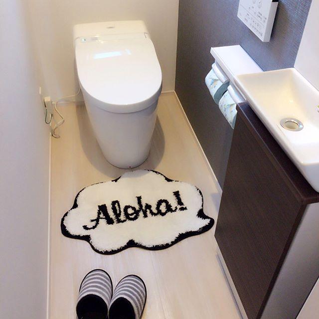 トイレ シンプル インテリア6