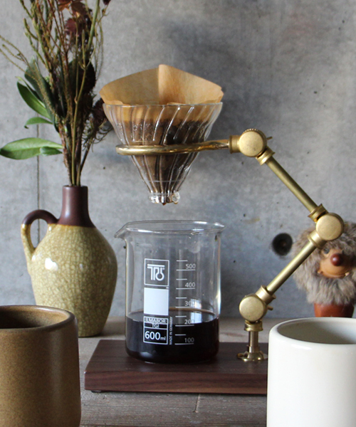 [GEORGE'S] コーヒーレジストリーキュレーター / The Coffee Registry Curator pour over stand