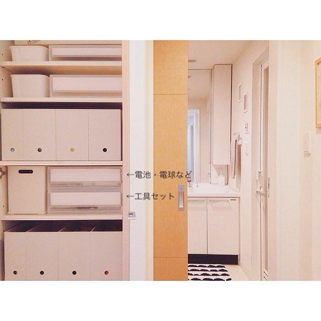 玄関の収納アイデア14