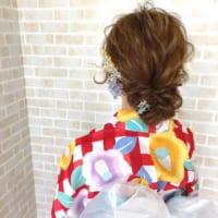 夏祭りはいつもと違う雰囲気にしたい♡大人女性に似合う髪型を長さ別にご紹介!