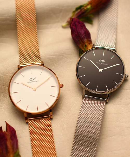 [BEAMS WOMEN] DANIEL WELLINGTON / CLASSIC PETITE 32mm シルバー