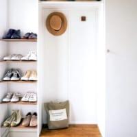 【連載】靴箱の扉をはずして明るく開放的な玄関へ!我が家の玄関セルフリフォームまとめ