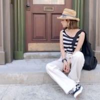 【2020最新】白パンツの夏コーデ特集!爽やかで抜け感のあるレディーススタイル