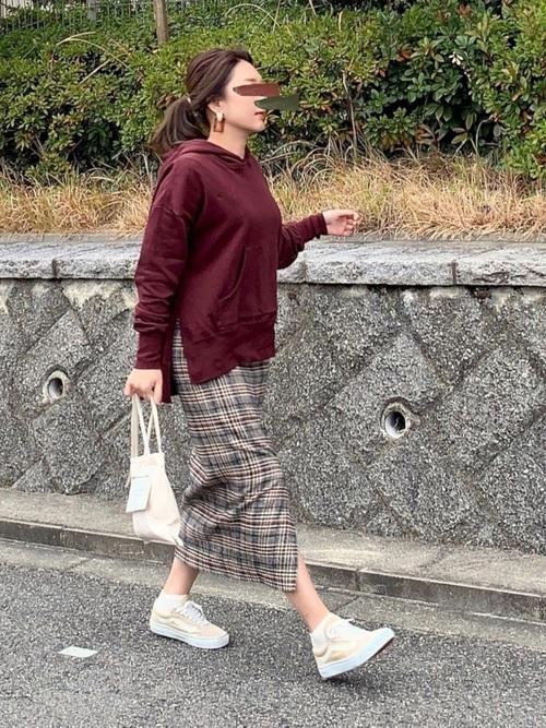[AULA AILA] 【AULA AILA】 ベルトセット タイトスカート