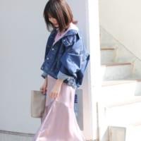 【GU】のデニムジャケットでカジカワに♪大人女子コーデをご紹介します!