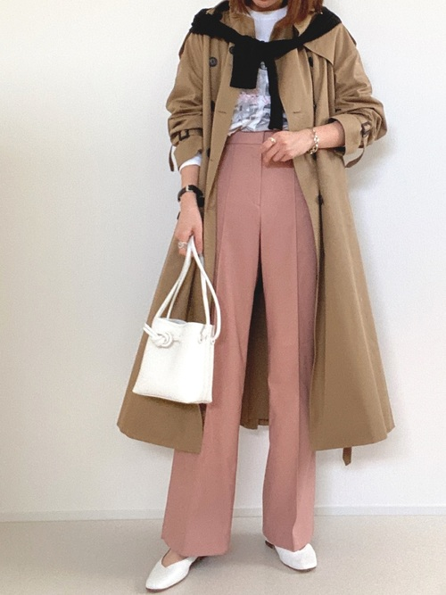 [BEAUTY&YOUTH UNITED ARROWS] BY∴ Vカットスクエアトゥフラットシューズ 1.0