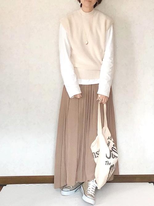 しまむらスカート3