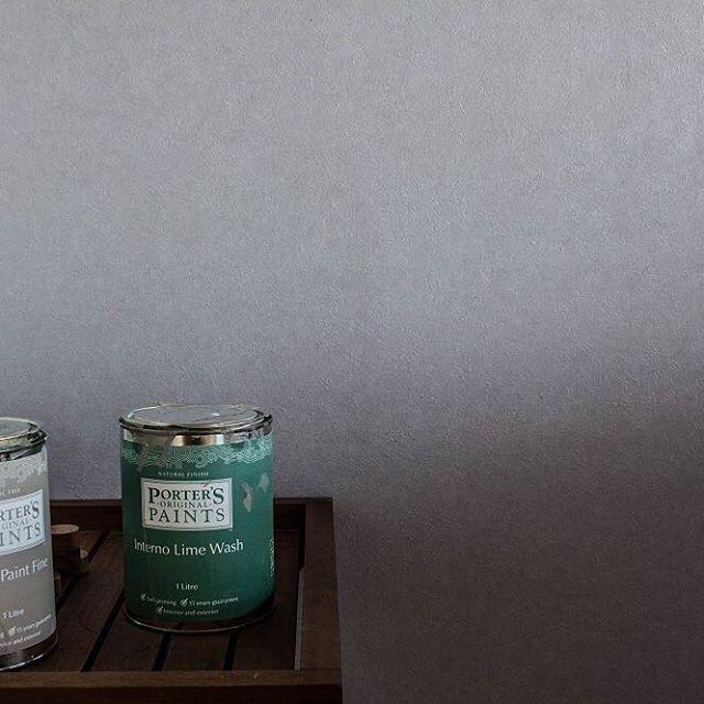 環境に優しい塗料③ポーターズペイント