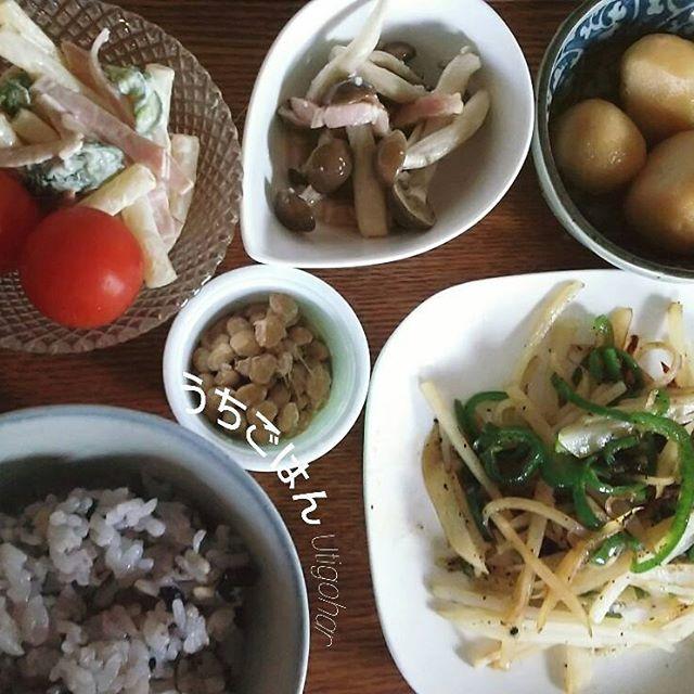 しめじの作り置き料理21