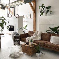 海外のお部屋から学びたい!ソファのあるおしゃれなインテリア特集