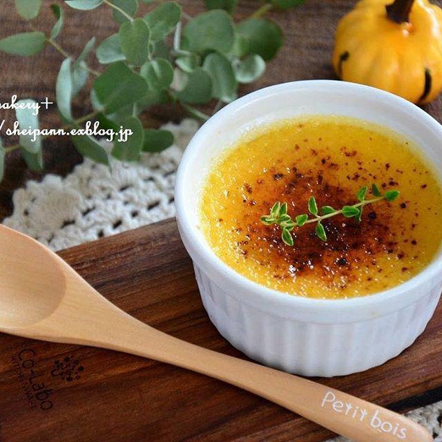 かぼちゃの絶品おつまみレシピ《スイーツ》5