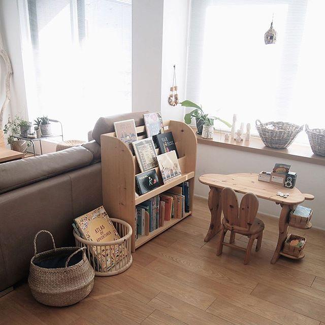 子供部屋の収納アイデア8
