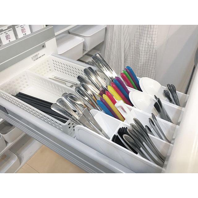 食器収納におすすめの100均ケース