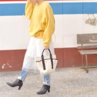 オトナ女子におすすめ♪カジュアルバッグで春コーデをアップデート