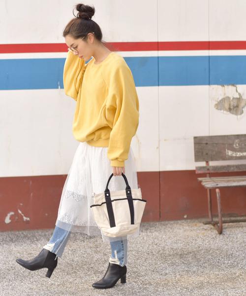 [coca] コンパクト2wayべジバッグ